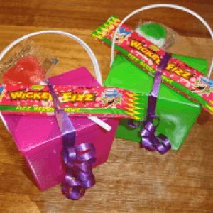 Lolly boxes