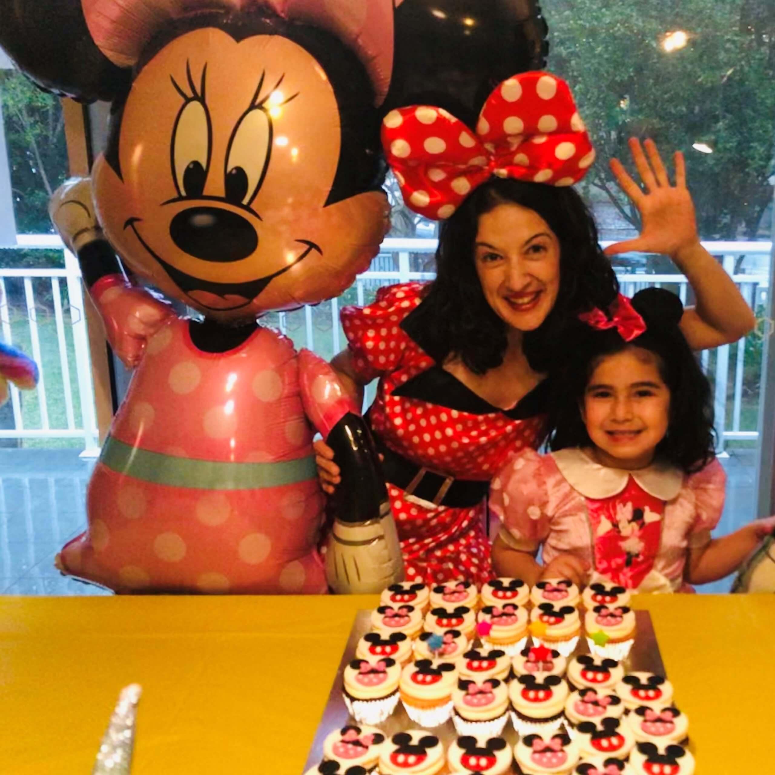 Children's Minnie Mouse Party