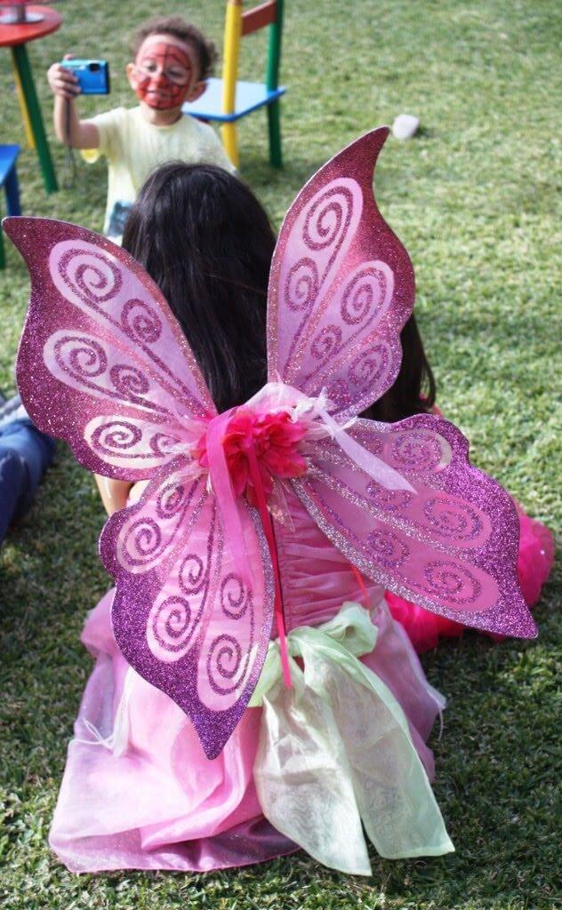 Rainbow Fairy Party